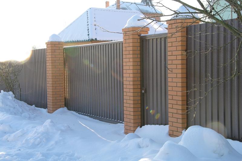 Ворота в троицке откатных ворот и распашных uy tin